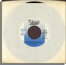 "Bobby Vinton - It Hurts To Be in Love + Love Makes Everything Better - 7"" 45!"