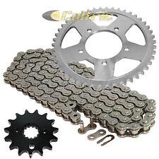 Drive Chain & Sprockets Kit Fits SUZUKI GSX750F Katana 750 1989-1997