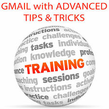 Gmail essentiel et advanced trucs & astuces-video training tutorial dvd