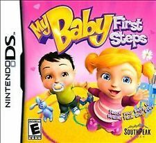 My Baby: First Steps  (Nintendo DS, 2009)CARTRIDGE ONLY