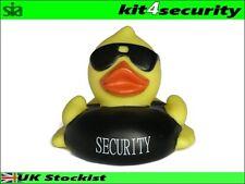 Security door supervisor bouncer rubber duck gift idea