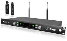New PylePro PDWM3450 Premier Series Professional UHF Microphone Mountable System