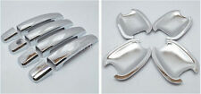 Chrome Door Handle + Handle Bowl Cover Trim For Chevrolet Malibu 2013 2014 2015