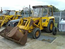 Massey Ferguson MF50B Backhoe / Loader Tractor Workshop & Parts Manuals