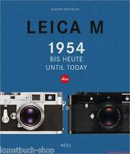 Fachbuch Leica M, 1945 bis heute, informatives STANDARDWERK mit vielen Bildern
