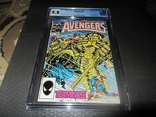 Avengers 257 CGC 9.8, 1st Nebula, GOTG movie coming (Marvel 1985)