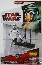 ARF Trooper Clone CW10 Hasbro Star Wars Clone Wars 2009 3.75 Action Figure