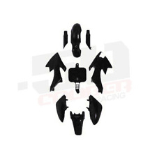 50cc Plastic Body Kit Black Honda CRF XR 50 XR50 CRF50 Mini Pit Dirt Bike CRF