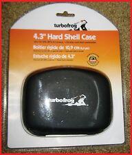 "4.3"" Hard Shell Camera GPS MP3 Case Durable Hard Shell Construction Zipper"