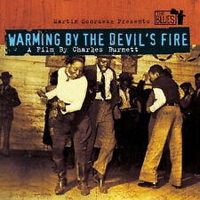 WARMING BY THE DEVIL'S FIRE Soundtrack Scorsese The Blues CD NUOVO