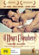 A HEART ELSEWHERE - MOVIE - BRAND NEW SEALED DVD R4