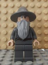 Brand New Lego Hobbitt Lord of the Rings Gandalf The Grey Mini Figure Hat lor001