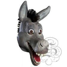 Latex COMICAL DONKEY Head Party Mask - Halloween Hen Stag Props Theater Play