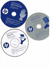 HP MediaSmart EX485 / EX487 Home Server Recovery Disc Set