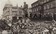 WW1 War Memorial Tunbridge Wells, Kent with floral tributes on Armistice Day ?
