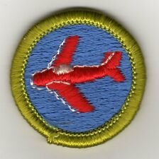 Aviation Merit Badge Typ H, Plastic Back (1972-2002)