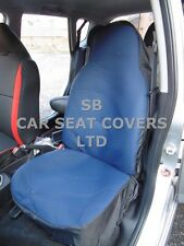 TO FIT A NISSAN PULSAR CAR SEAT COVERS AUTOMATIC NAVY WATERPROOF