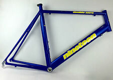 Nineteen Double Aero TT 61 cm 650C bicycle frame and wheelset, NEW