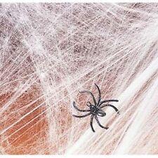 Spinnennetz und Spinne 20g Gruselig Halloween Partydekorationen