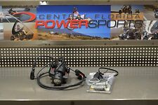 OEM CAN-AM SPYDER ROADSTER IGNITION SWITCH W/TUMBLERS-2014-2015 RS, ST, 2015 RT