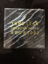 Yung Lean UNKNOWN DEATH 2002 Mishka Nyc Cd RARE Sad boys Kanye Thug Hat Arizona