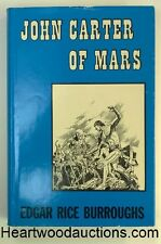 JOHN CARTER of MARS by Edgar Rice Burrroughs CANAVERAL 1st Reed Crandall Cover-