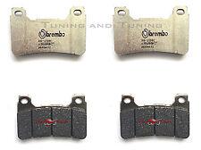 Pastiglie Anteriori BREMBO RC Per HONDA CBR 1000 RR FIREBLADE 2010 10 (07HO50RC)