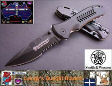 Smith and Wesson Extreme Op's HRT Belt Clip Knife
