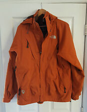 "The North Face ""RECCO"" HyVent Prodigy Jacket Men's Size Medium Orange"