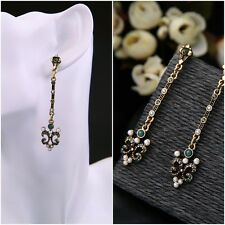Elegant Sophisticated Dangle Occasion Victorian Vintage Regal Style Earring