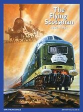 Il grande Flying Scotsman vapore treno ferrovia METAL SIGN TIN Placca Wall Art 364