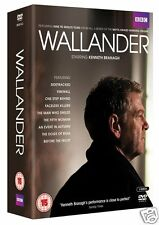 Wallander UK: Series 1+2+3 [BBC] (DVD)~~~~~Kenneth Branagh~~~~~NEW & SEALED