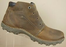 Cat Caterpillar Transform Brown Nubuck Leather Ankle Work Boots Shoes Mens 11