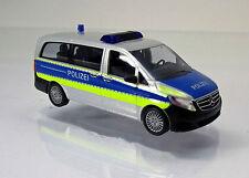 Busch 51164 Mercedes-Benz V-Klasse Autobahnpolizei