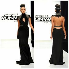 Michael Costello Original Gown from Project Runway - Small