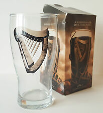 GUINNESS STOUT Collectible Halloween Beer Pint Glass with Box