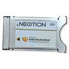 Kabel Deutschland CI+ Modul für G09 und G03 NDS SmartCards CI Plus Neotion neu