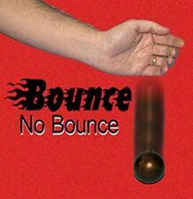 Bounce No Bounce Balls - Close-up Magic - Your Ball Bounces And Theirs Does Not!