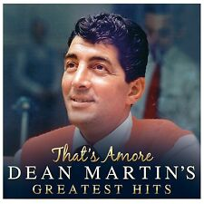 THAT'S AMORE DEAN MARTIN'S GREATEST HITS - 2 CD BOX SET - Dean Martin - NEW