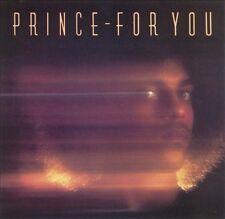 Prince - For You [LP] (140 Gram Black Vinyl, single pocket jacket)