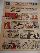 Sunday Comics 1976 Dick Tracey, Flintstones 062016DBEL3