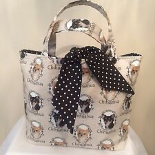 Chihuahua Dog Print Bag