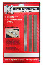 Jet Planer blades JPT310 1 set of 3 310253