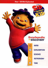 Sid the Science Kid: Encyclopedia of Discovery, New DVDs