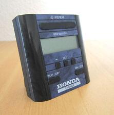 HONDA Engines Reklame Wecker Radio Control Reisewecker Quarzuhr Werbung Sammler