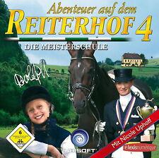 Abenteuer auf dem Reiterhof Teil 4 PC Die Meisterschule Top DEUTSCHE VOLLVERSION
