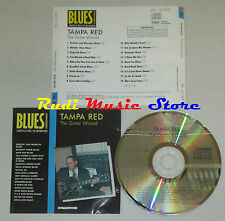 CD TAMPA RED The guitar wizard BLUES COLLECTION 1993 DeAGOSTINI mc lp dvd vhs