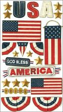 Jolee's Boutique XL ***GOD BLESS AMERICA*** NIEUW!!!
