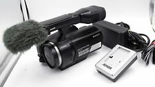 Sony NEX-VG10 High Definition Camcorder (body only)