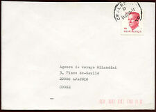 Belgium 1988 Commercial Cover To France #C26109